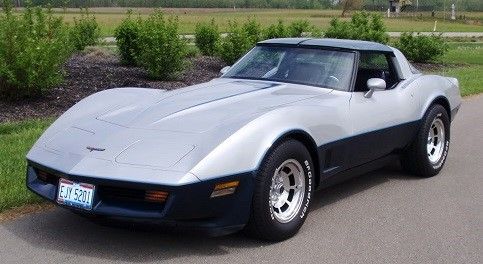 1981 Chevrolet Corvette C3 Production Statistics Facts