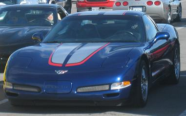 2004 Commerative Edition Corvette Coupe