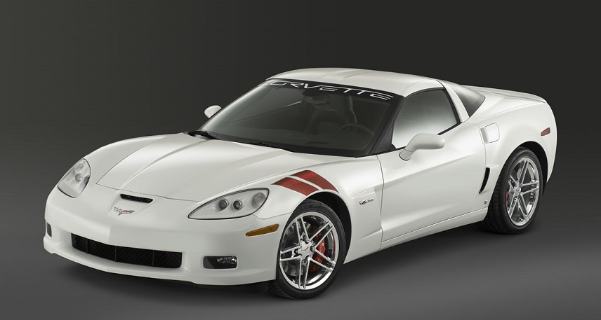2007 Ron Fellows Corvette Z06