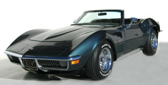 The 1970 Corvette