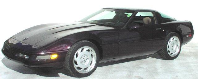 1992 Chevrolet Corvette C4 Production Statistics, Facts