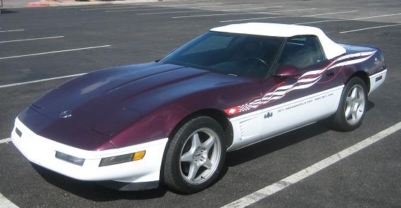1995 Chevrolet Corvette C4 Production Statistics, Facts ...